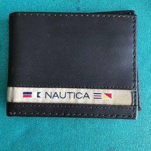 Nautica Men's Bi fold Wallet
